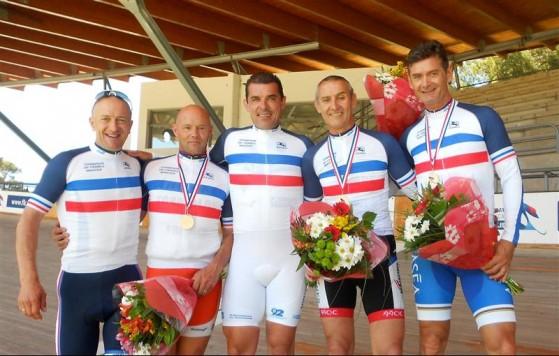 Le Team CAP Champion de France !