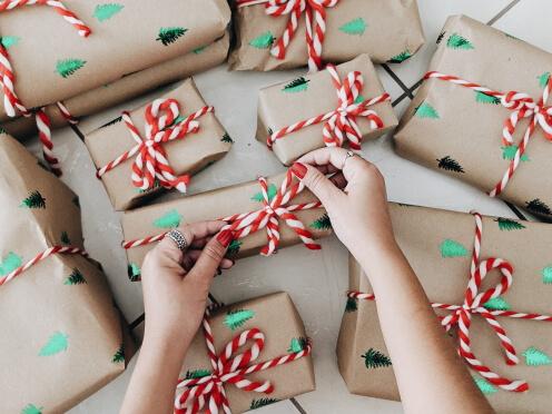 CAP Express distribue vos cadeaux de Noël !
