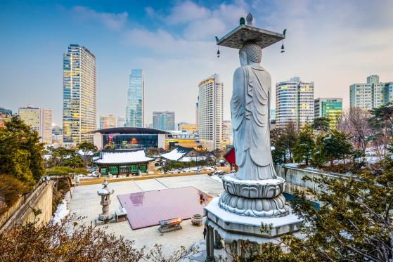 Corée du Sud : envoi de colis avec CAP Express