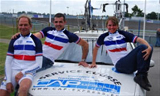 Le Team CAP Express aux Masters France (Le Neubourg - Normandie)