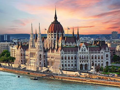 Envoyer un colis en Hongrie